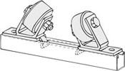60&Deg; Separate Rollers