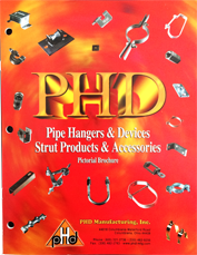 Pipe Hangers & Devices / Strut Products & Accessories Pictorial Brochure