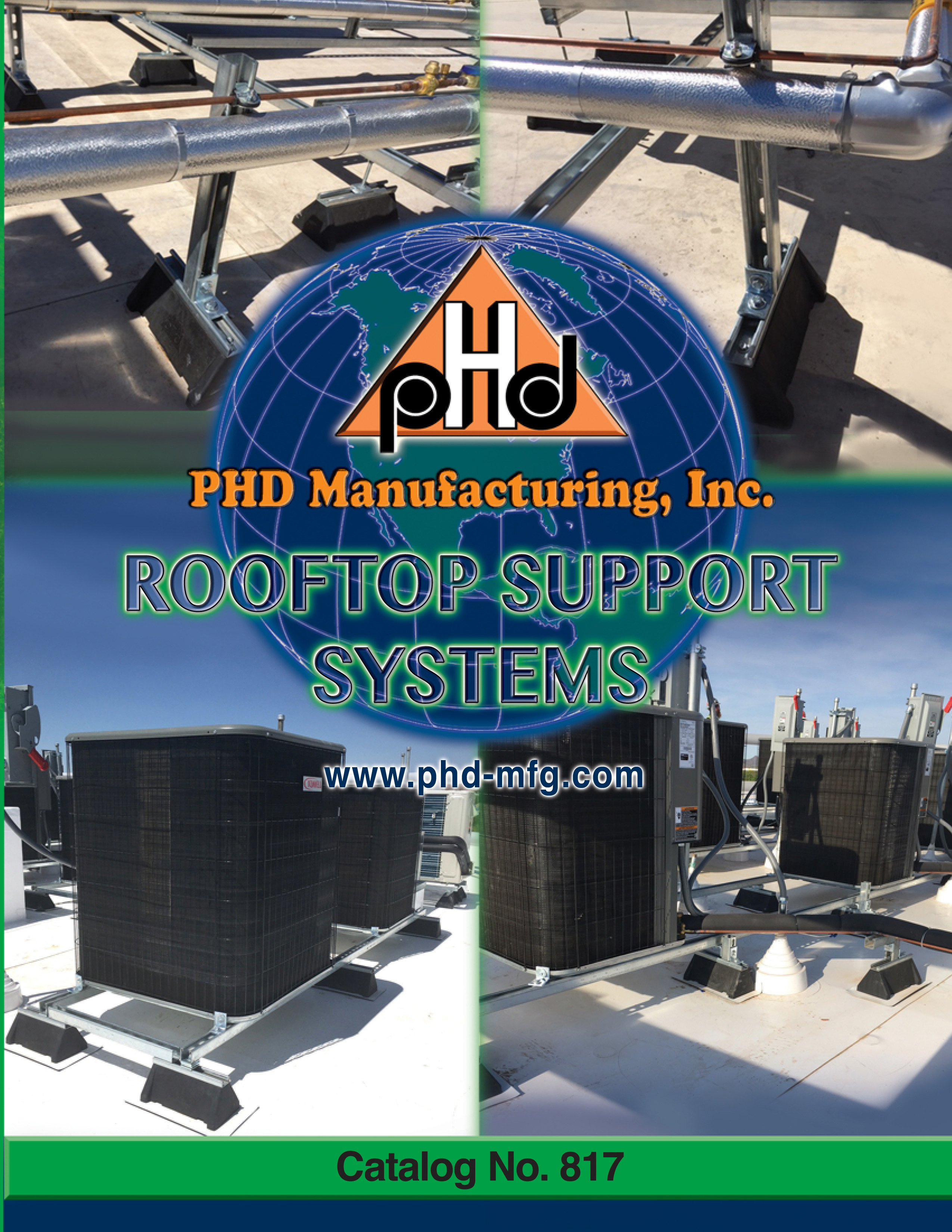 Rooftop Support Base Catalog