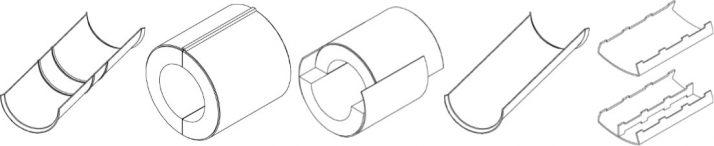 Pipe Saddles, Insulation & Shields